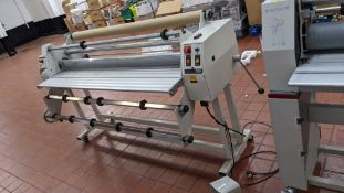 xativa Makrolam 2R 1650 thermal laminator with foot control