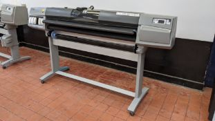 HP DesignJet 5500 wide format printer,