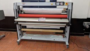 "2020 Mistral laminator model 1650-65"" M16500001-B"