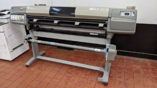 HP DesignJet 5000PS wide format printer