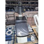 Ancar model SD-175 electro pneumatic dental chair & treatment centre unit with hanging hoses system