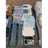 Double row of X-ray related ancillaries & consumables