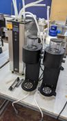 Marco SP9 Brewer with twin dispensers and Bestmax XL water filter. Understood to have been purchased