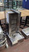 Archway 4 burner donner kebab machine
