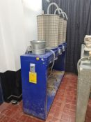 2008 IMAS dust extraction system model DSC3/55 NB. This extractor was used with lot 19, the SCM rout