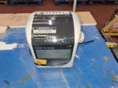 Automatic time recorder model TP-100DI - no key