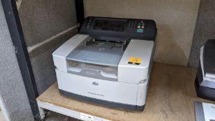 HP Digital Sender 9200C document scanner