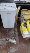 Ovation cordless slimline vacuum cleaner including docking station/charger