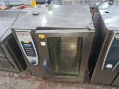 Rational self-cooking centre 10-grid oven, model SCC101G