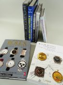 BOOKS: Rolex Wristwatches, J. M. Dowling & J. P. Hess, Schiffer publ.; British Military