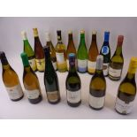 TABLE WINES, 15 BOTTLES - mainly whites