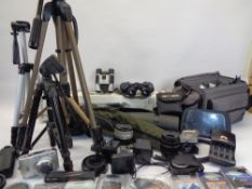 AMENDED DESCRIPTION - MODERN CAMERA EQUIPMENT/ACCESSORIES - Barr & Stroud Sahara spotting scope