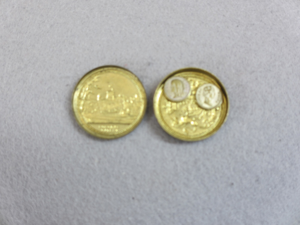 VINTAGE & LATER BRITISH/CONTINENTAL COINS & COMMEMORATIVES - two boxed 1937 George VI Coronation - Image 2 of 4