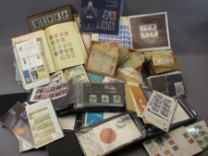 POSTAGE STAMPS - a nice hardcover 'Shield Stamp Album' of mixed Mint and used GB 1887 - present. A
