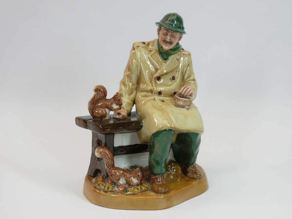 ROYAL DOULTON FIGURE - Lunchtime HN2485