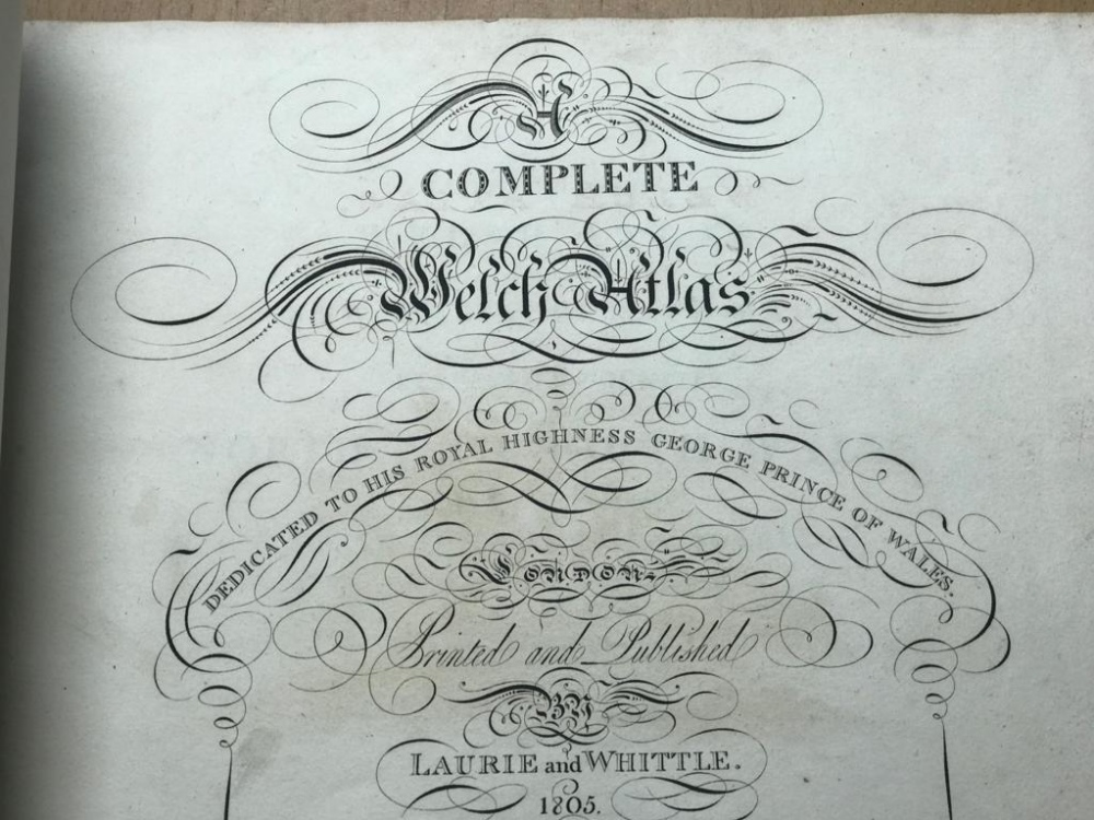 FINE ONE-OWNER COLLECTION OF MAINLY WALES/WELSH RELATED ANTIQUARIAN & HISTORICAL BOOKS - Image 6 of 13