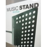 *MUSIC SHOP STOCK - a mixed quantity of boxed and loose music speaker and microphone stands with a
