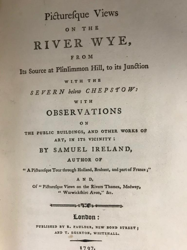 FINE ONE-OWNER COLLECTION OF MAINLY WALES/WELSH RELATED ANTIQUARIAN & HISTORICAL BOOKS - Image 2 of 13