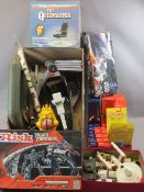 DINKY, CORGI, MATCHBOX DIECAST CARS & VEHICLES, Transformers, Star Wars, Britains and other toys and
