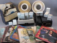 BOXED HANIMEX & BOOTS 2400RF SLIDE PROJECTORS, British Transport slides relating to First Aid and
