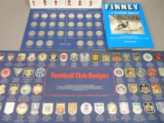 FOOTBALL INTEREST - Finney A Football Legend signed copy, Carnegie Press 1989 by Paul Agnew along