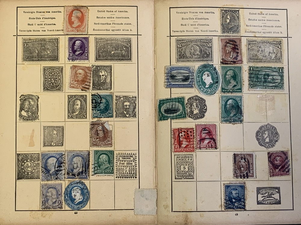 STAMPS - Cape of Good Hope, Zegelregt, Province of Griqualand West, Orange Free State also British - Image 4 of 8