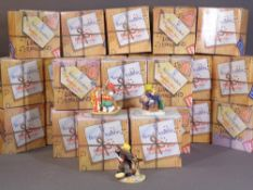 ROYAL DOULTON 'Paddington Collection', a very large assortment of boxed pieces, approximately twenty