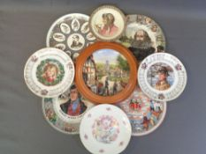 COLLECTOR'S PLATES - Royal Doulton 'Christmas Carols' with literature, Wedgwood and many others