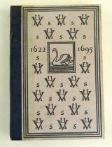 GREGYNOG PRESS VOLUME OF POEMS BY HENRY VAUGHAN No.331, dated 1924, printed by Robert Ashwin Maynard