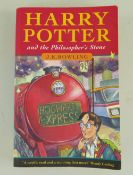 ROWLING (J. K.) Harry Potter and the Philosopher's Stone, first edition, first issue, London
