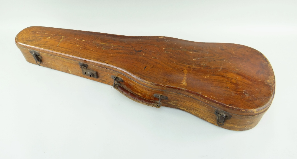 KLINGENTHAL SCHOOL VIOLIN, circa late 18th/early 19th Century, LOB 359mms, two-piece back of faint - Image 9 of 9