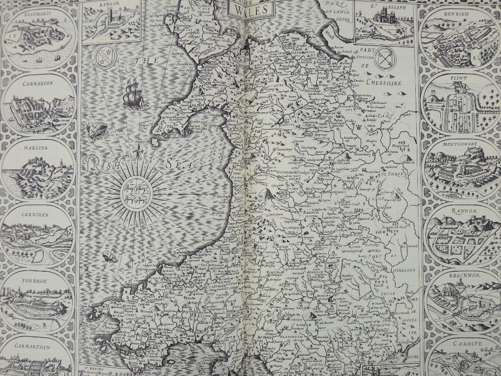 ATLAS CENEDLAETHOL CYMRU (THE NATIONAL ATLAS OF WALES) edited by Emeritus Professor H Carter in a - Image 16 of 17