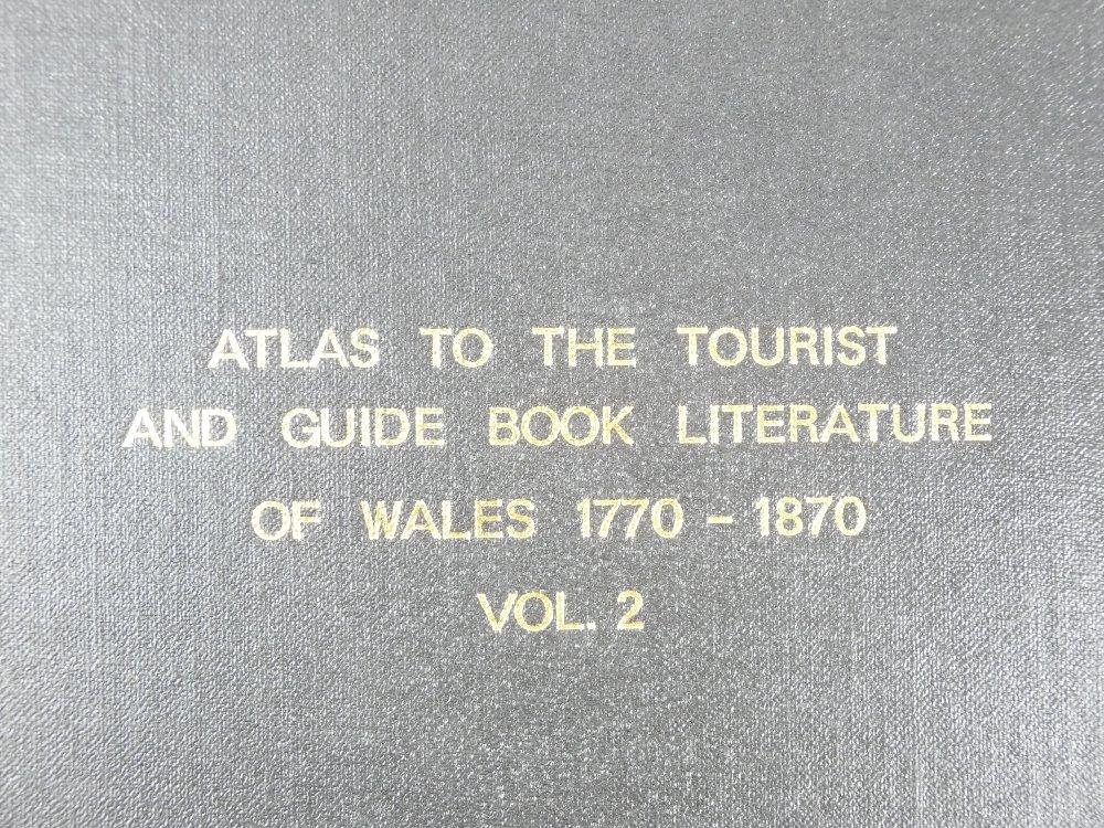 ATLAS CENEDLAETHOL CYMRU (THE NATIONAL ATLAS OF WALES) edited by Emeritus Professor H Carter in a - Image 11 of 17