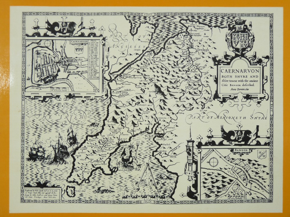 ATLAS CENEDLAETHOL CYMRU (THE NATIONAL ATLAS OF WALES) edited by Emeritus Professor H Carter in a - Image 14 of 17