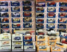 DIECAST MODEL VEHICLES - 'Days Gone By', approximately fifty