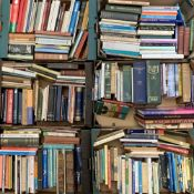 BOOKS - reference, Welsh ETC (four boxes)