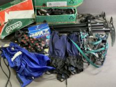 ROCK CLIMBING INTEREST - ice picks, crampons and other associated items