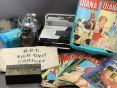 1960's 'DIANA FOR GIRLS' COMICS, other collectables including bakelite items, 'Lord of the Rings'