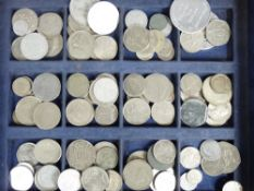 VINTAGE & LATER EUROPEAN & CONTINENTAL COINAGE COLLECTION including 1941 German Reichspfennig coin
