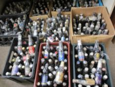 COMMEMORATIVE/CELEBRATION BOTTLED BEERS & SPIRITS COLLECTION - approximately 180 labelled beers by