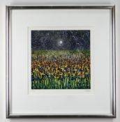 SCARLETT RAVEN limited edition (85/100) giclee print on paper - entitled 'Last Post',signed in
