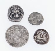 COLLECTABLE WORLD COINS comprising Italian States marked 'Gloria Ibisoli', together with two further