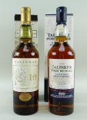 TWO TALISKER DISTILLERY ISLE OF SKYE EXPRESSIONS comprising Talisker single malt scotch whisky