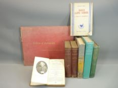 VINTAGE BOOKS, A QUANTITY - titles include 'Life of Gladstone' by John Morley, in two volumes,