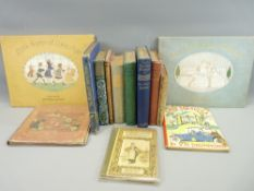 CHILDREN'S BOOKS (13) - titles include 'Little Songs of Long Ago' and 'Our Old Nursery Rhymes'