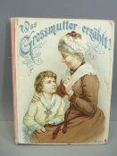FLORENCE NIGHTINGALE INTEREST BOOK 'Was Grossmutter Erzahlt' published from Bertha Schumann,