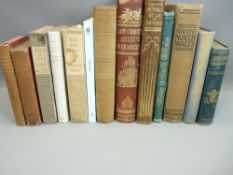BOOKS ON WALES, NORTH WALES & OTHERS - a quantity, titles include 'Archaeologia Cambreusis' the
