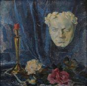 Wirth, Arthur. Leipzig 1899-1973 Annberg/Buchholz. Ludwig van Beethoven. Öl/Lwd. Rechts u. s