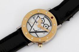 ALAIN SILBERSTEIN Armbanduhr