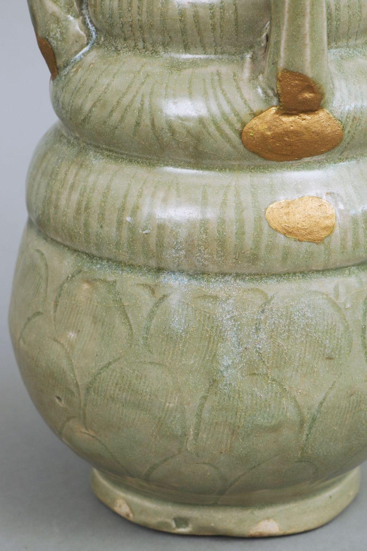 Deckelgefäß im Stile der Song Dynastie - Bild 3 aus 5